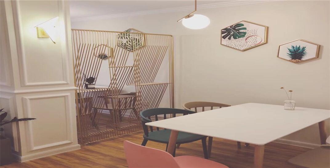 旧识餐厅工装项目辽宁11选5走势图装修公司效果图