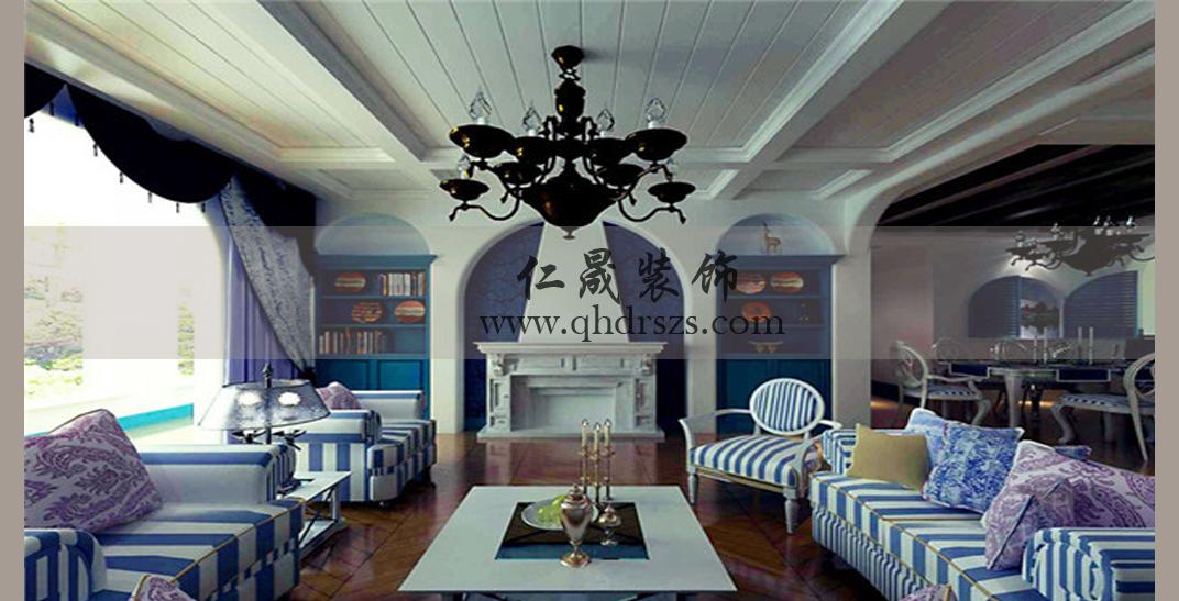 地中海式家装效果图