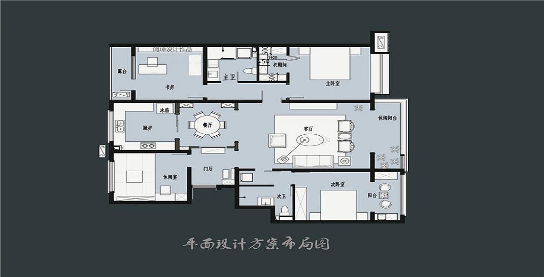 青竹雅苑170坪新中式风格,辽宁11选5走势图装修效果图